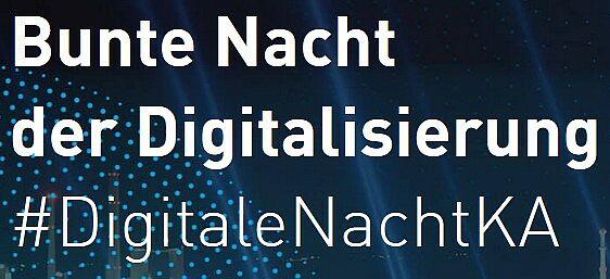 Logo Bunte Nacht der Digitalisierung