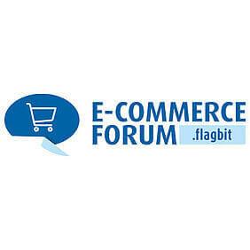 Logo des E-Commerce Forum
