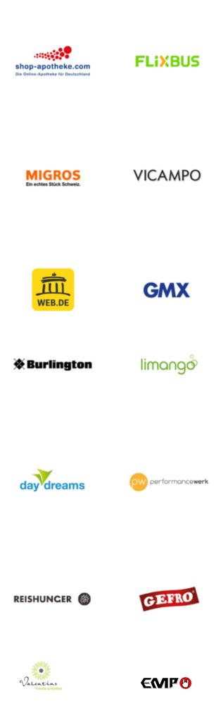 Logos Mobile Partner Seite App